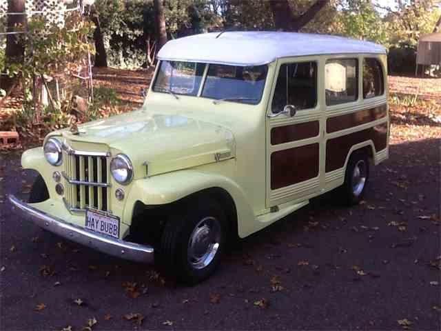 1957 Willys Two Door Sedan | 994581