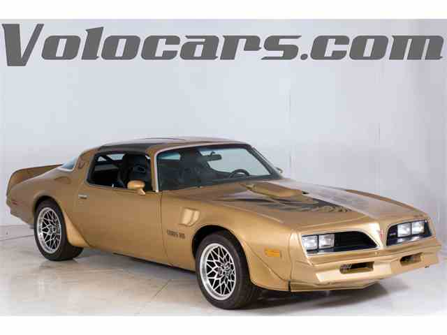 1978 Pontiac Firebird Trans Am | 994583