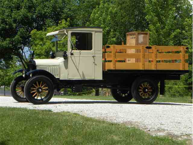 1925 Ford Model TT Stake Truck | 994584