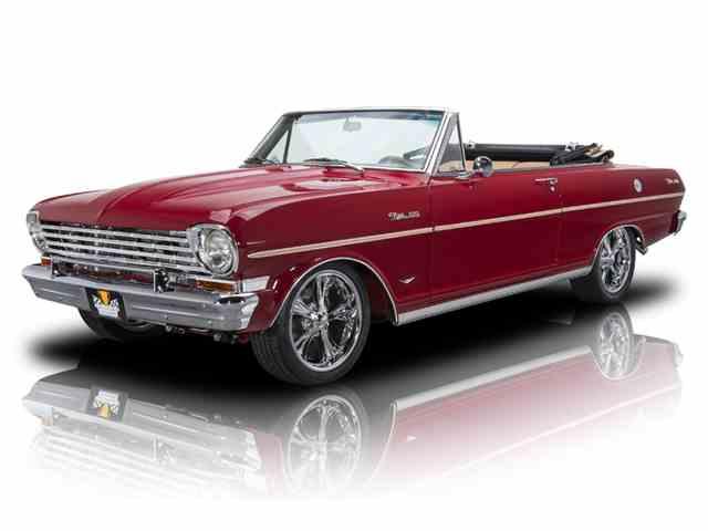 1963 Chevrolet Chevy II Nova | 994588
