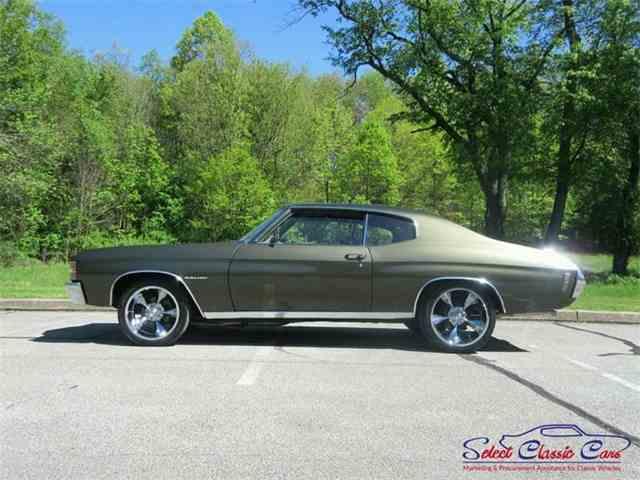 1971 Chevrolet Chevelle Malibu | 990459