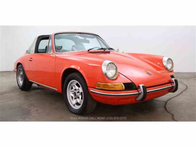 1970 Porsche 911T   994593
