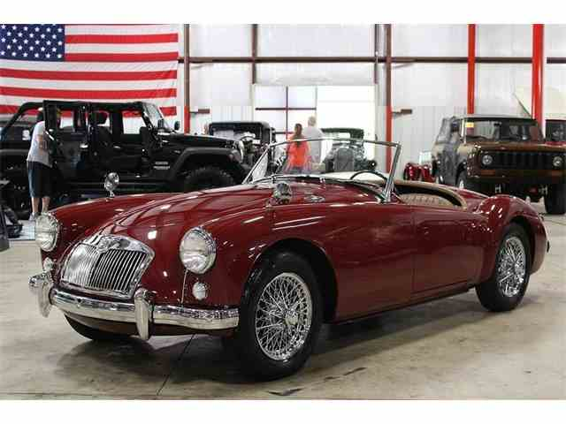 1958 MG MGA | 994595