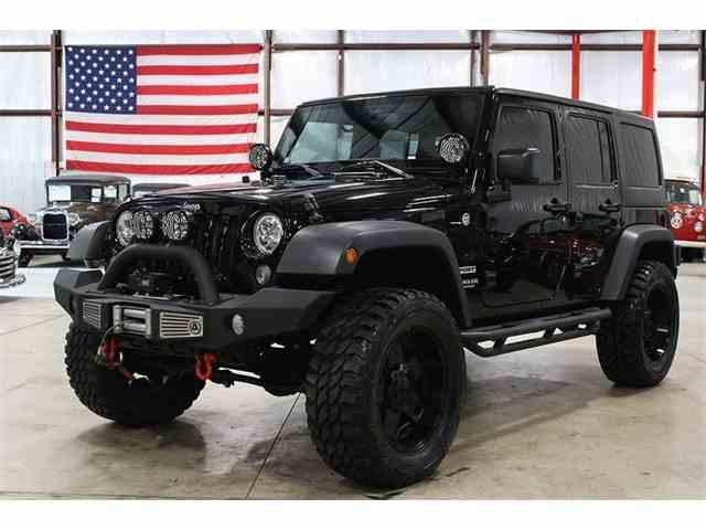 2014 Jeep Wrangler | 994596