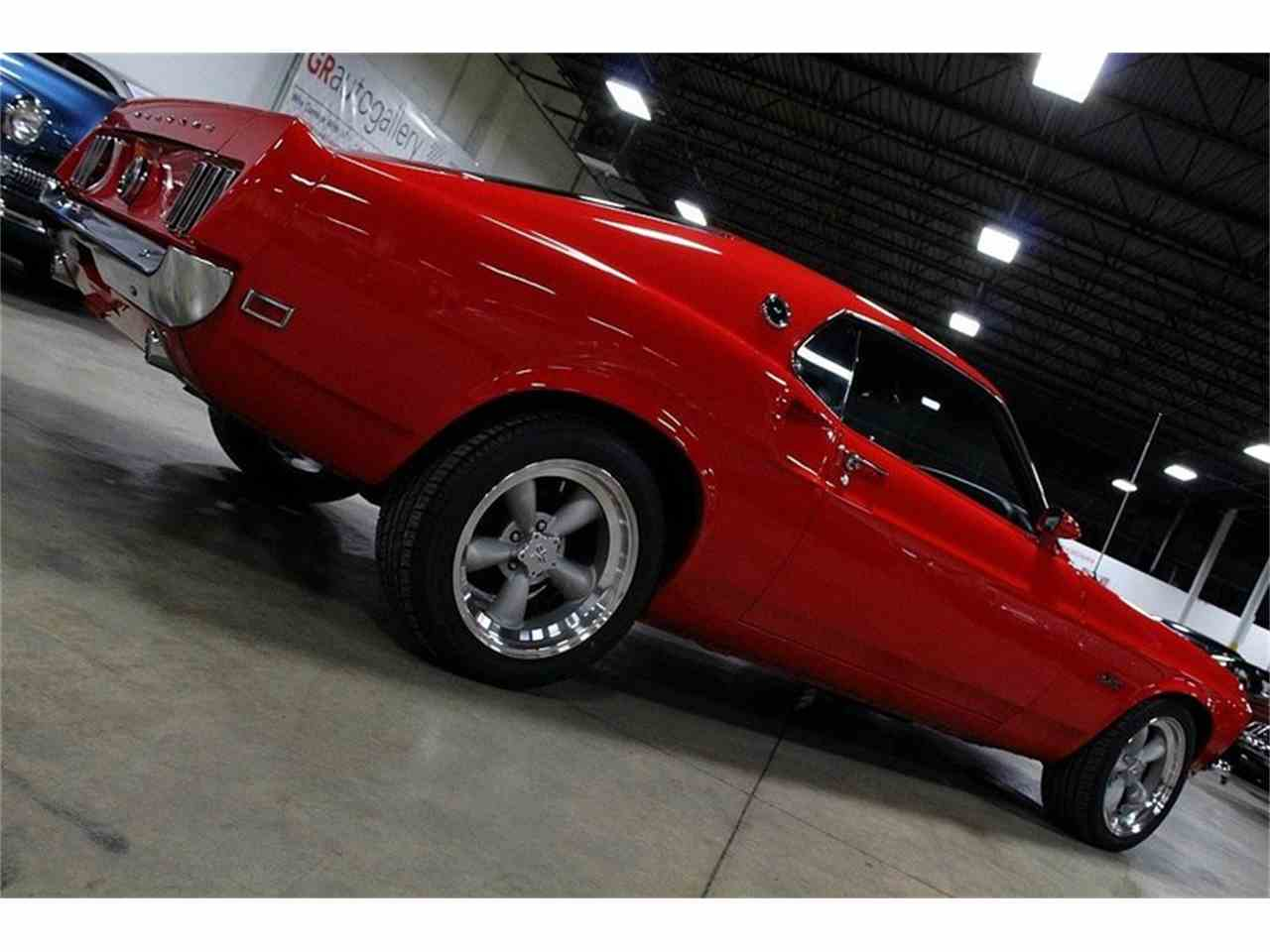 Large Picture of '69 Mustang Cobra - LBFQ