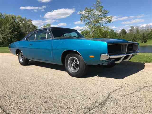 1969 Dodge Charger | 990046