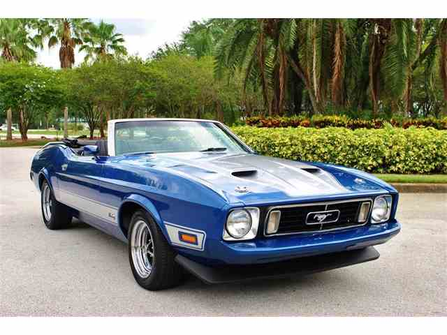 1973 Ford Mustang | 994602