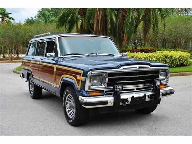 1989 Jeep Wagoneer   994603