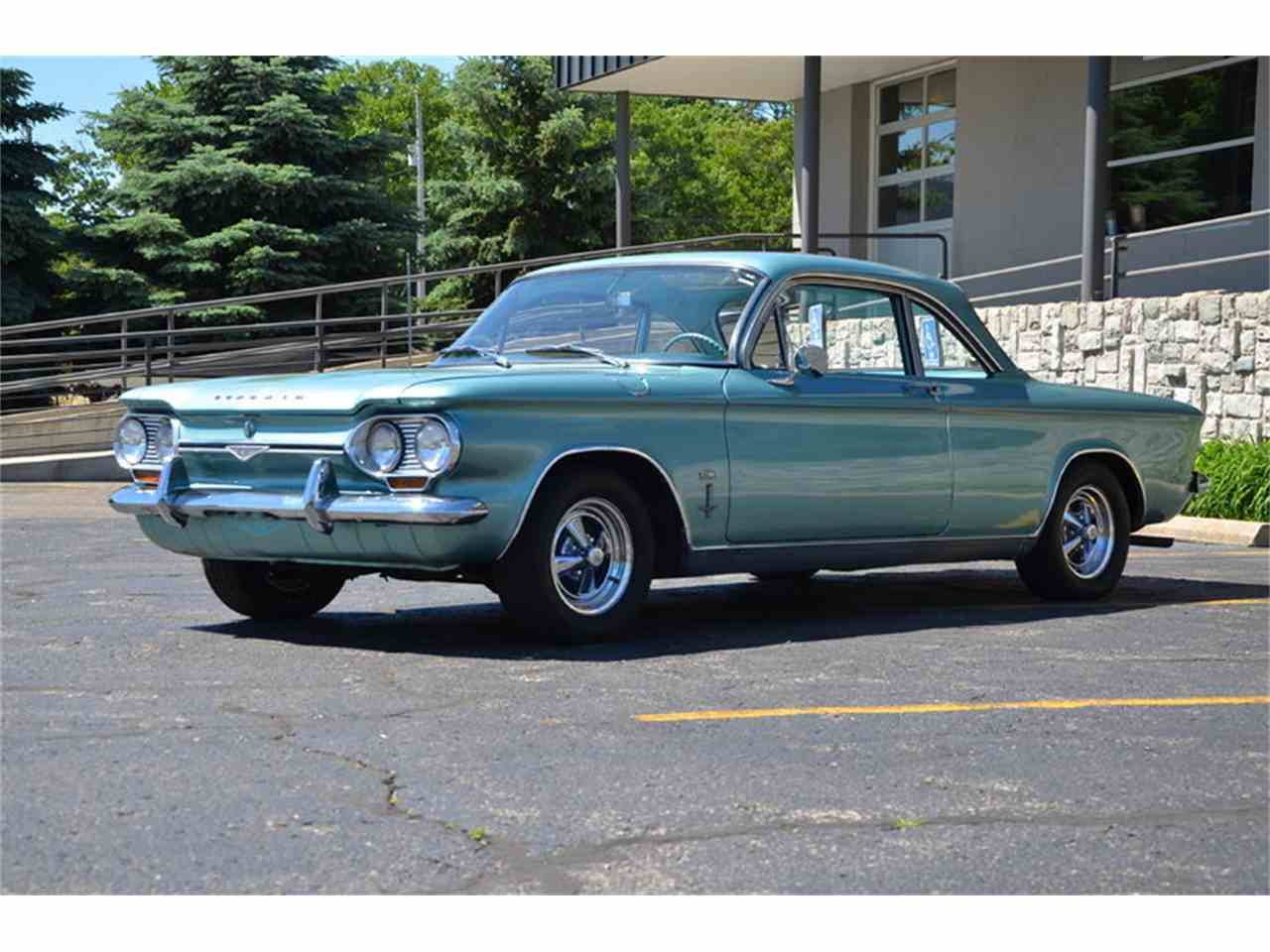 All Chevy chevy corvair monza : 1964 Chevrolet Corvair Monza for Sale | ClassicCars.com | CC-990462