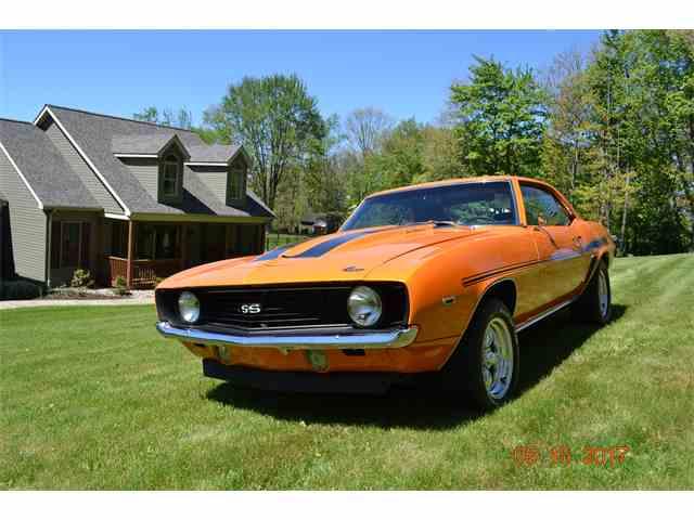 1969 Chevrolet Camaro | 994625