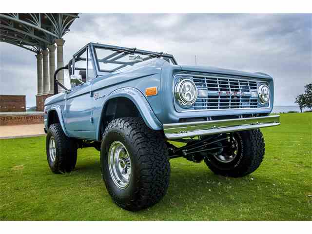 1974 Ford Bronco | 994629