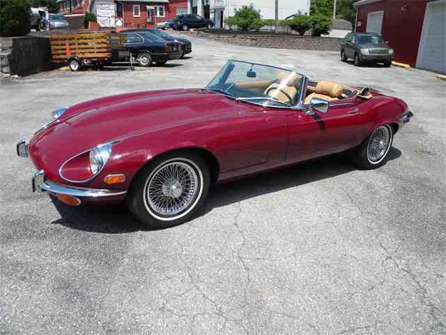 1974 Jaguar XKE | 994642