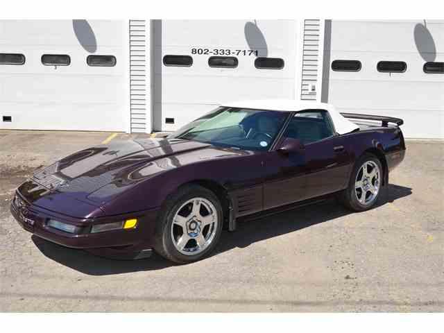 1993 Chevrolet Corvette | 994644