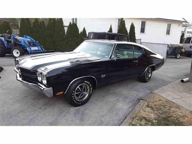 1970 Chevrolet Chevelle SS | 994645