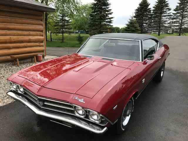 1969 Chevrolet Chevelle   994647