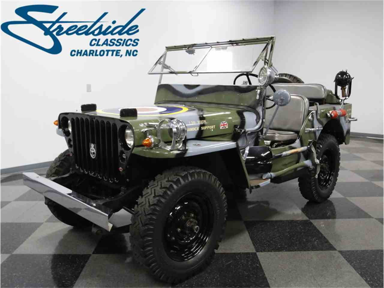 Military Jeep For Sale >> Usmc Willys Jeep For Sale