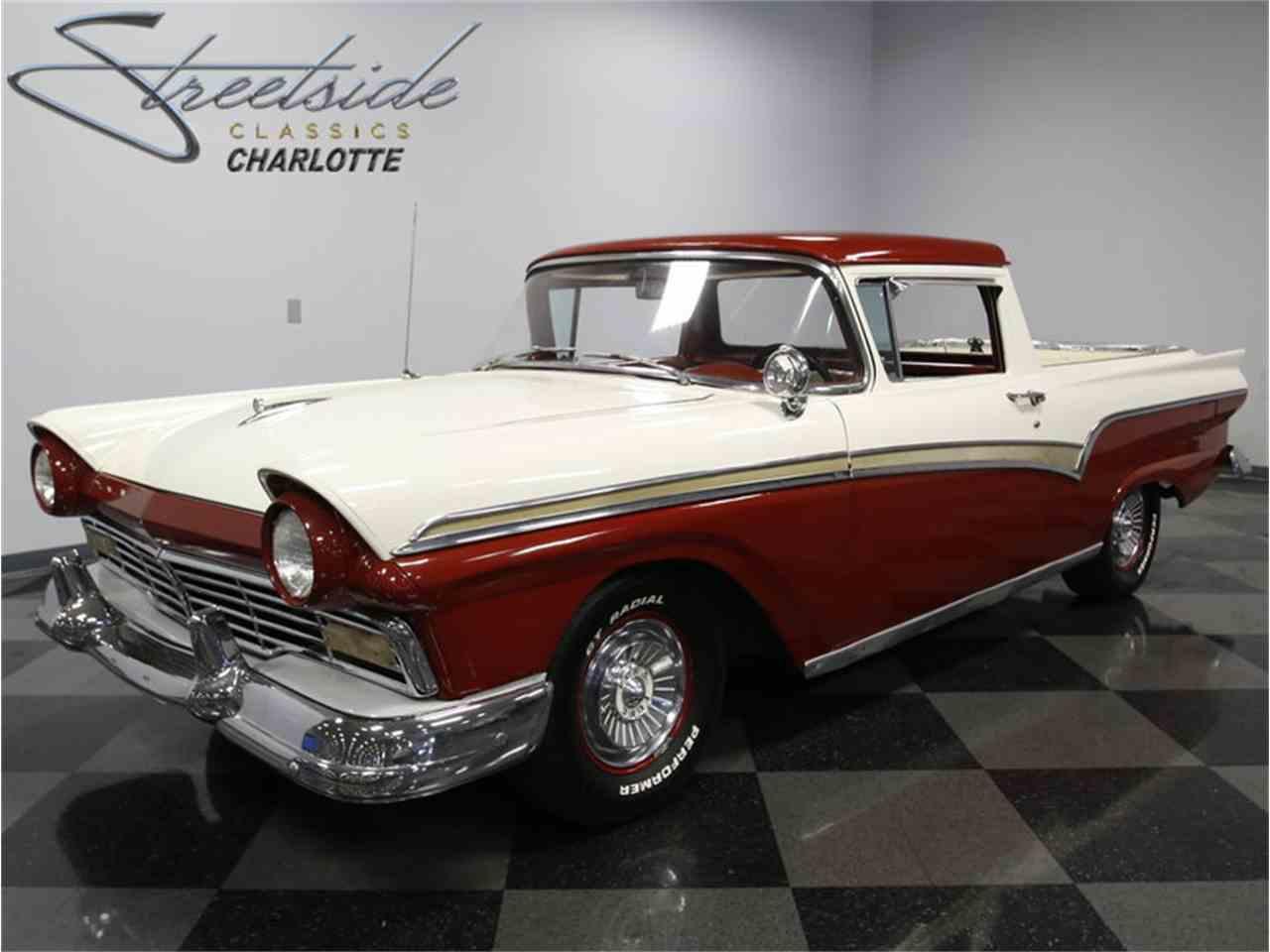 1957 ford ranchero for sale cc 990466. Black Bedroom Furniture Sets. Home Design Ideas