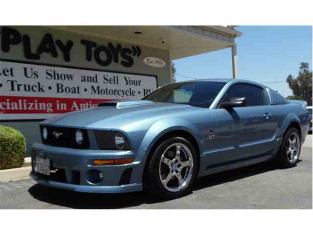 2007 Ford  Mustang GT Roush  | 994665