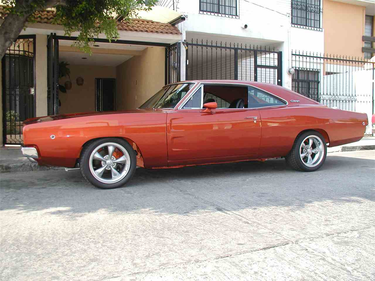 1968 dodge charger r t for sale cc 994670. Black Bedroom Furniture Sets. Home Design Ideas