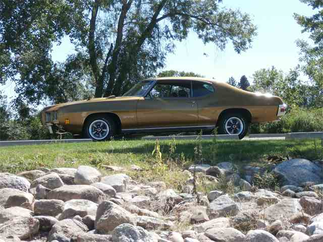 1970 pontiac gto for sale on 53 available. Black Bedroom Furniture Sets. Home Design Ideas