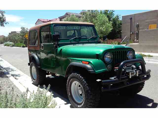 Picture of '77 CJ7 - LBHY