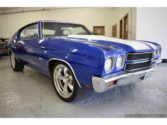 1970 Chevrolet Chevelle | 994682