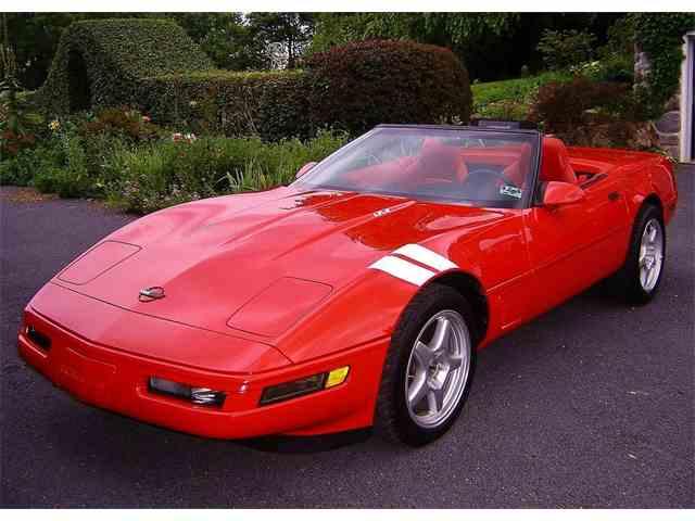 1996 Chevrolet Corvette | 994685