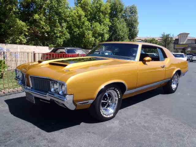 1970 Oldsmobile Cutlass Supreme | 994686