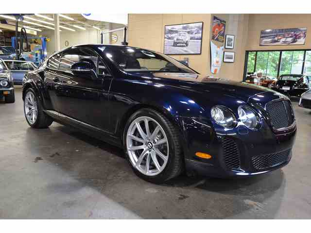2010 Bentley Continental Supersports | 994690