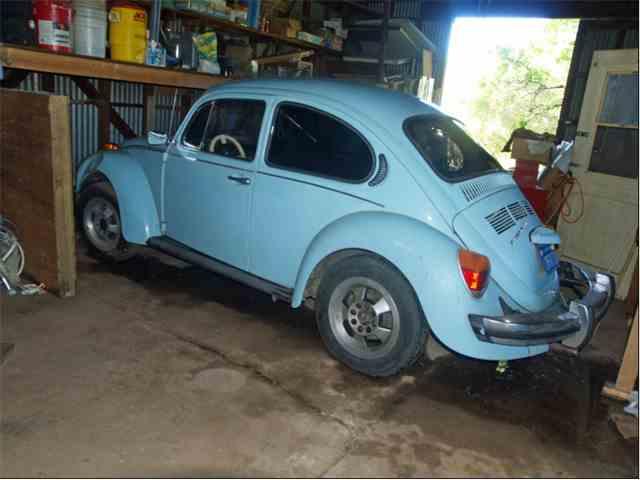 1974 Volkswagen Super Beetle | 994691