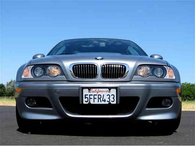 2004 BMW M3 | 994696