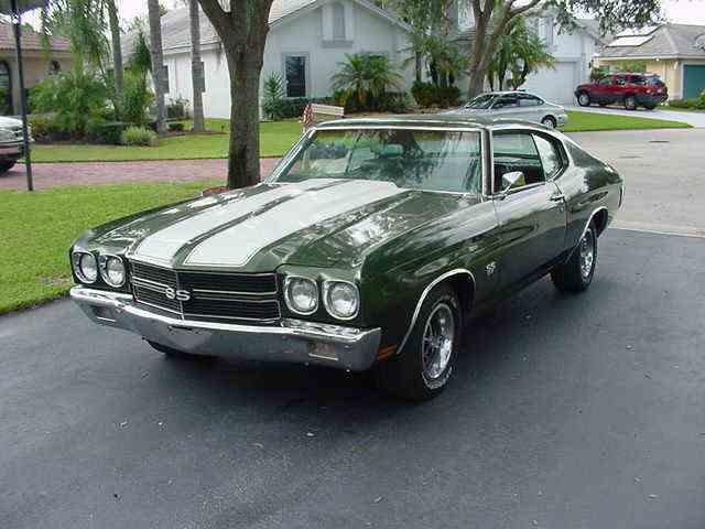 1970 Chevrolet Chevelle SS | 994704