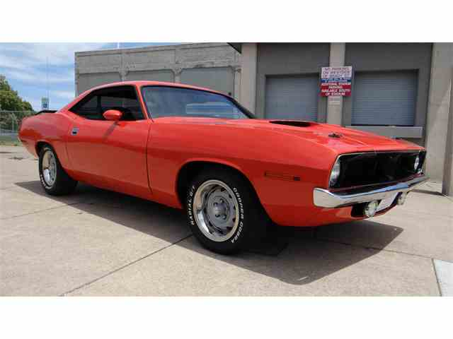 1970 Plymouth Barracuda | 994705