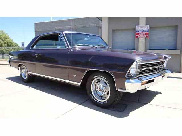 1967 Chevrolet Nova II SS | 994709