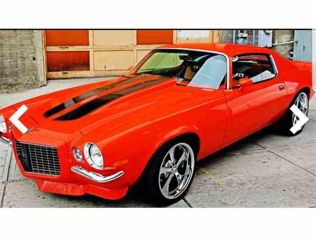 1972 Chevrolet Camaro | 994710