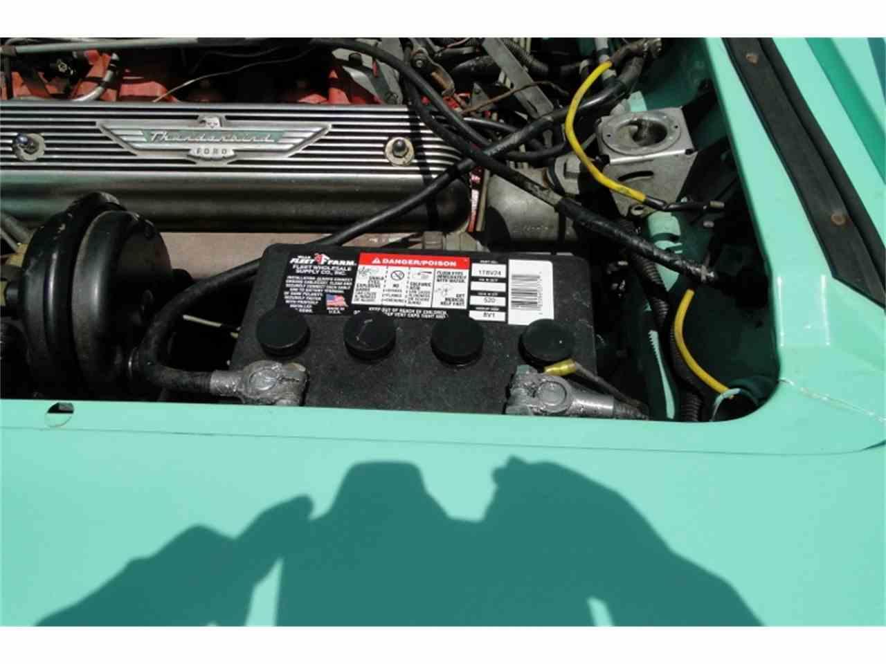 Large Picture of '55 Thunderbird - LBIZ