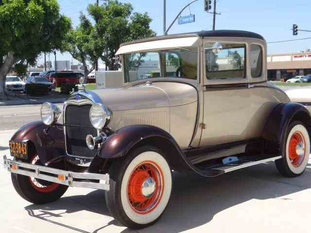 1929 Ford Model A | 994720