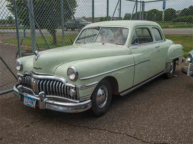 1950 DeSoto Custom | 994721