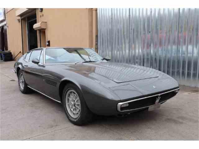 1967 Maserati Ghibli | 994726