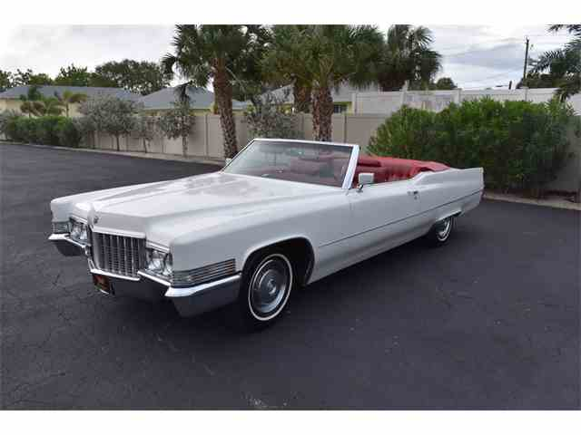1970 Cadillac DeVille | 994733