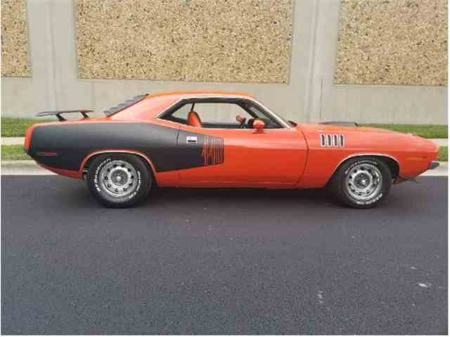 1971 Plymouth Barracuda | 994735