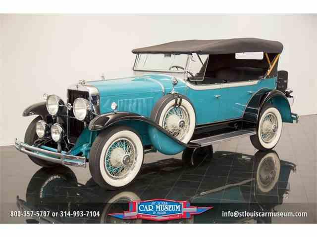 1929 LaSalle Series 328 4-Passenger Phaeton | 994736