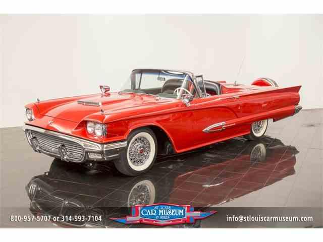 1959 Ford Thunderbird Hardtop Convertible | 994737