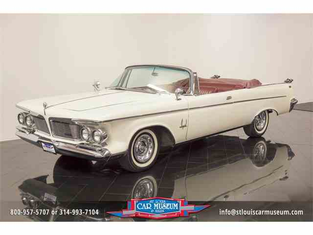 1962 Chrysler Imperial Crown Convertible | 994738