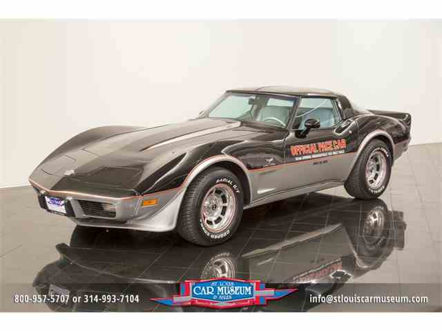 1978 Chevrolet Corvette L82 Indianapolis Pace Car | 994740