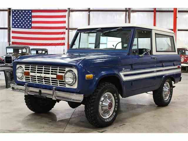1976 Ford Bronco | 994748