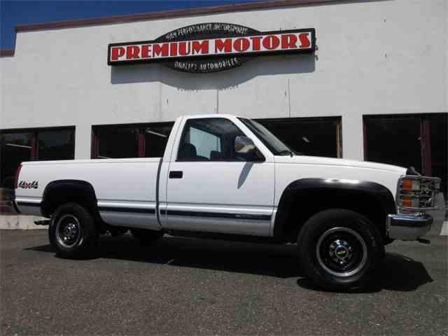 1992 Chevrolet 2500 Pickup | 990475