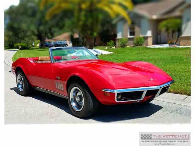 1969 Chevrolet Corvette | 994753