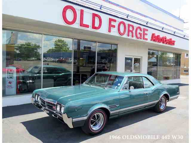 1966 Oldsmobile Cutlass 442 W30 | 994754