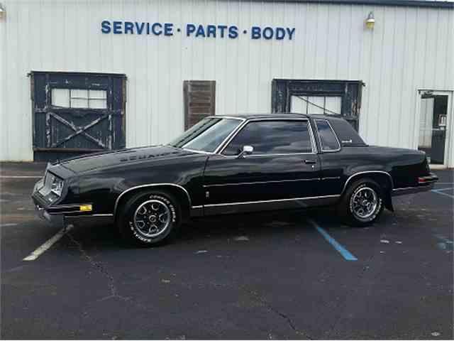 1985 Oldsmobile Cutlass   994761